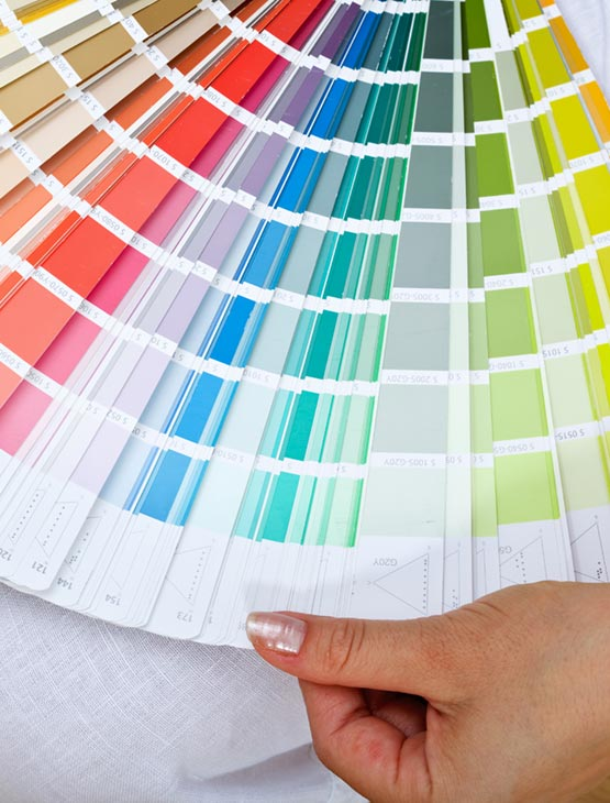 painting company paint swatches for Armadillo Painting