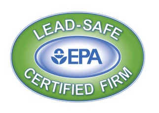 EPA certified lead safe firm logo