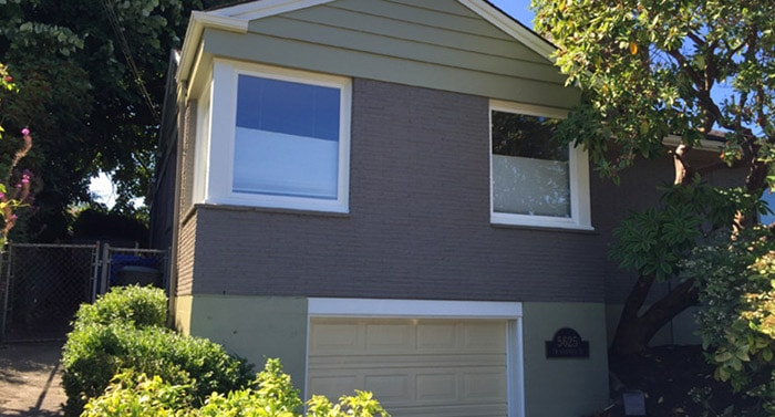 residential painting project seattle washington by Armadillo Painting