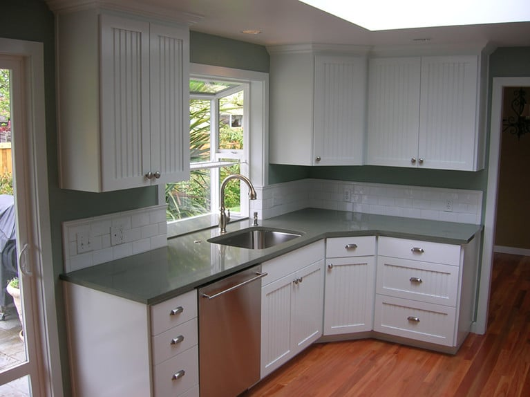 Bellevue interior cabinets by Armadillo Painting