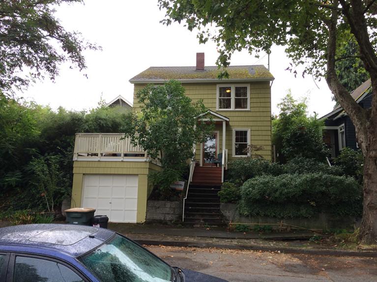 Linda G. House exterior