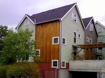 Admiral Condos project - Exterior Painting by Armadillo Painting
