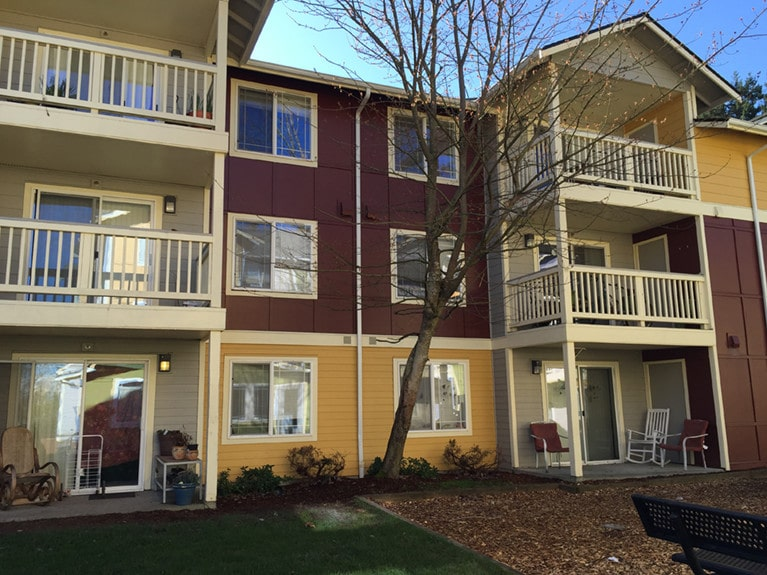 Exterior Multi Family Painting Services by Armadillo Painting 2