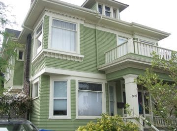 Leschi External Painting by Armadillo Painting, LLC