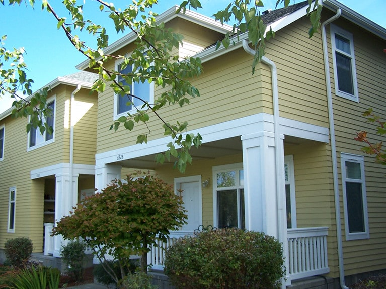 multi-family painting in High Point by Armadillo Painting 3