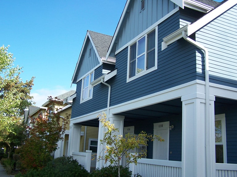 multi-family painting in High Point by Armadillo Painting 5