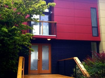 West Seattle Modern Residential Painting by Armadillo Painting