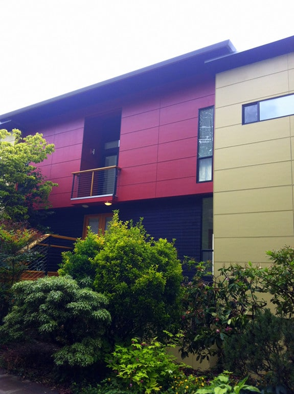 West Seattle Modern Residential Painting by Armadillo Painting 2