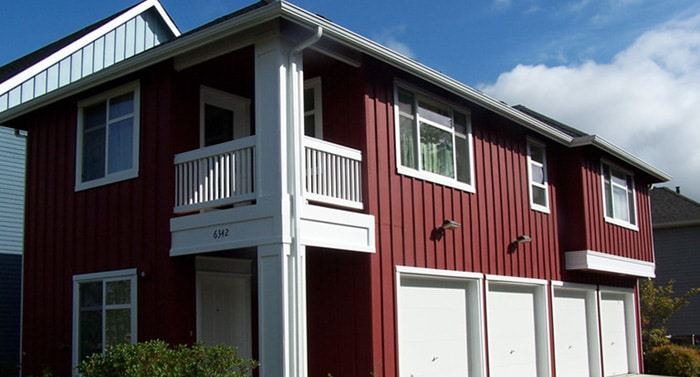 multi-family painting project Seattle Washington by Armadillo Painting