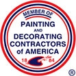 Logo of Painting and Decorating Contractors of America