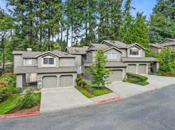 Exterior House Painting in Issaquah