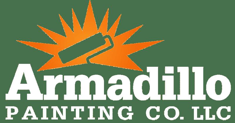 ArmadilloPainting-LLC-Logo-white-text