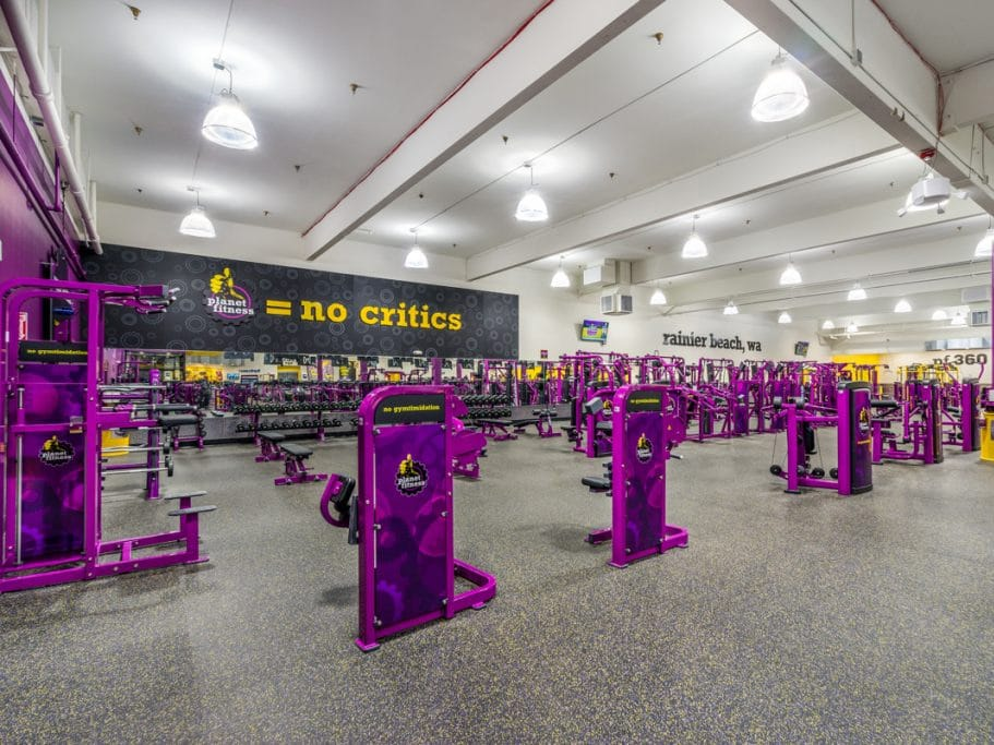 commercial-painting-planet-fitness-seattle