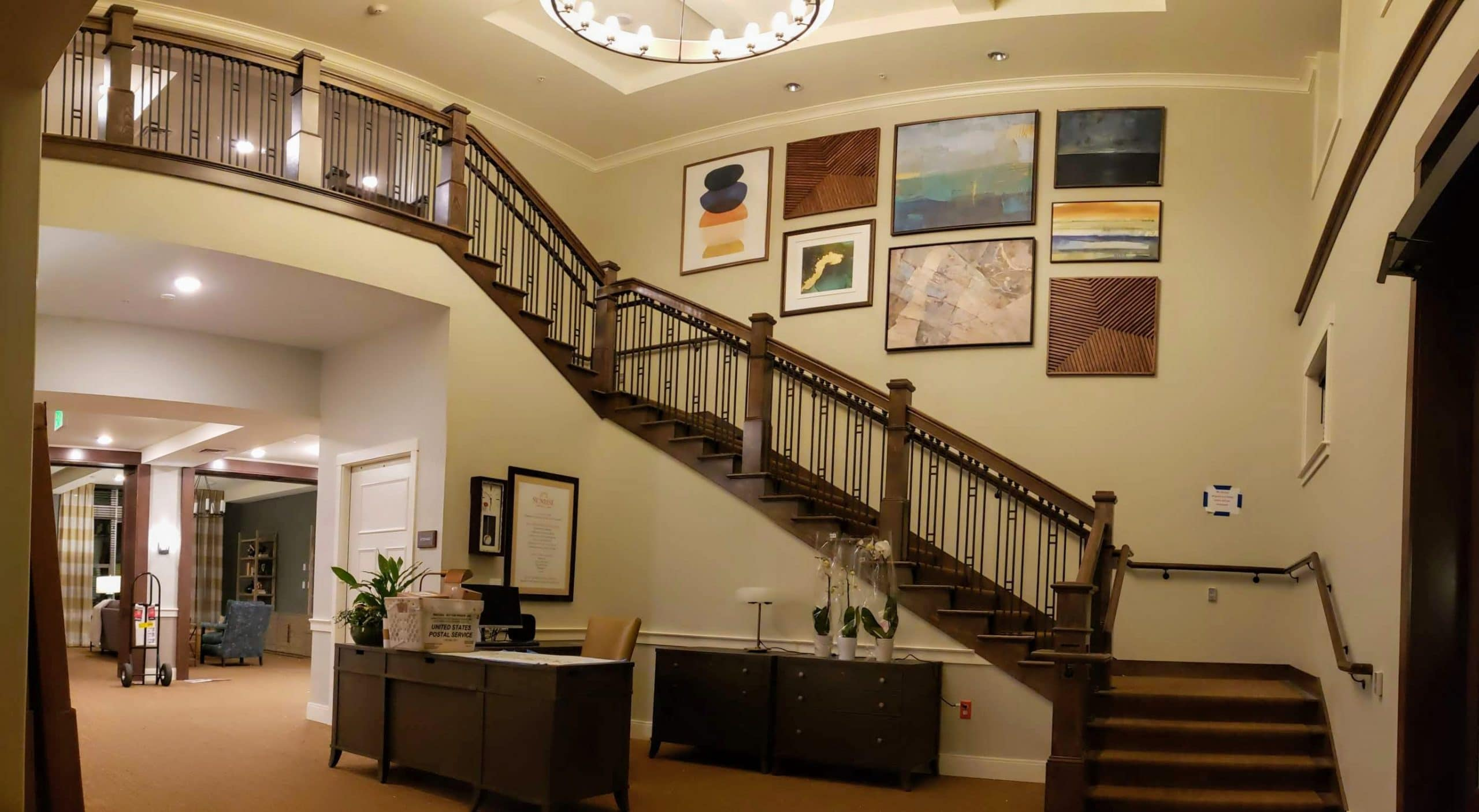interior commercial painting issaquah